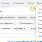 Прогноз бюджета в Google Ads (Google Adwords)